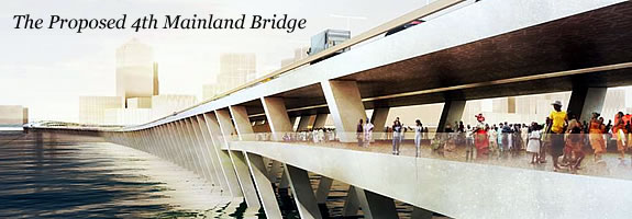 4th mainland bridge for badore article