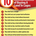The 10 Commandments of Buying a Land in Lagos