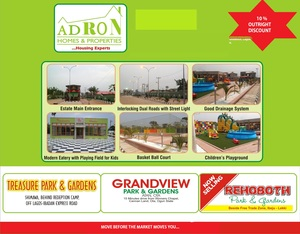 Adron Homes Flyer