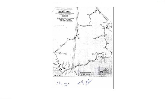 An example of a Sponsored Survey That went badly wrong. The Land Speculator spent Millions of Naira Sponsoring the Survey of this land above only to be given the shocker of his life that the Land is Under Government Acquisition and it cannot be granted a Gazette. The Sponsor has not recovered from his loss ever since!